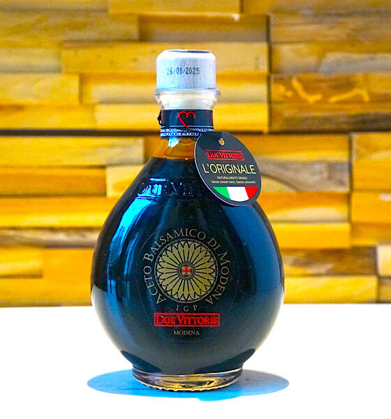 Aceto Balsamico IGT Due Vittorie Oro 250 Ml